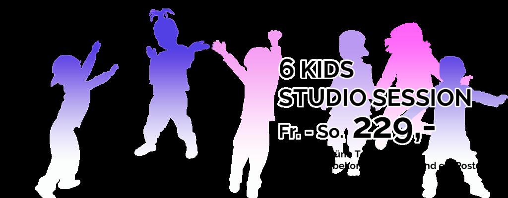 6 Kinder